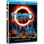 Toto - 40 Tours Around The Sun - Blu Ray Importado