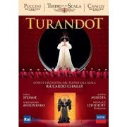 Turandot - Blu Ray Importado