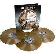 Uriah Heep - Live At Koko London 2014 - Gold - 3 Lps Importados