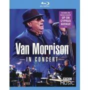 Van Morrison - In Concert - Blu Ray Importado