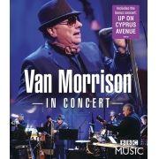 Van Morrison - In Concert - Dvd Importado