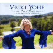 Vicki Yohe - I'm at Peace - A Praise And Workship Experience - Cd Importado