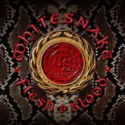 Whitesnake Flesh & Blood Deluxe Edition - Cd+dvd Importado