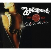 Whitesnake - Slide It In: 25th Anniversary Expanded Edition [Import] 2 Cds Importados