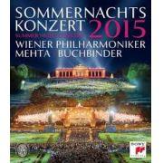 Wiener Philharmoniker - Sommernachtskonzert 2015- Summer Night Concert Blu Ray