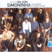 Wilson Simoninha - Live Session At Trama Studios - Cd + Dvd Nacional
