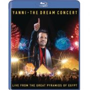 Yanni The Dream Concert: Live From The Great Pyramids Of Egypt  - Blu Ray Importado