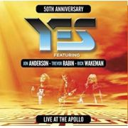 Yes Live At The Apollo -  3 Lps Importados