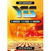 Yes - Live At The Appolo - Blu Ray Importado