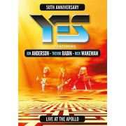 Yes Live At The Apollo - Dvd Importado