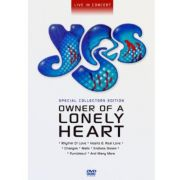 Yes - Owner Of A Lonely Heart - Dvd Importado