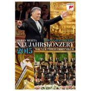 Zubin Mehta / Neujahrskonzert / New Years Concert 2015 - Dvd