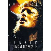 Zucchero  Live at the Kremlin - Dvd Importado