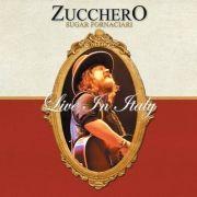 Zucchero -  Live In Italy - Cd+Dvd Importado