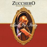 Zucchero - Sugar Fornaciari - Live In Italy - Cd+Dvd Importado