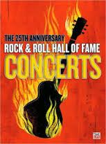 25 Th Anniversary - Rock Roll Hall Of Fame - DVD  - Billbox Records