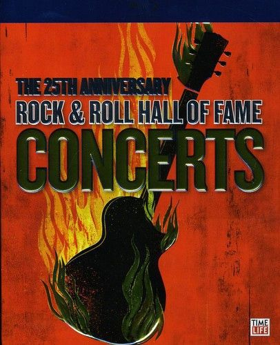 25 Th Anniversary Rock Roll Hall Of Fame - Blu Ray Duplo  - Billbox Records