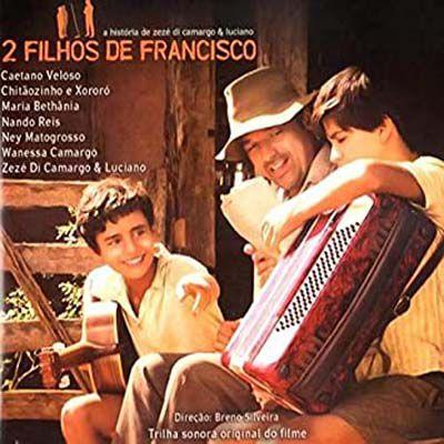 2 Filhos de Francisco OST - Cd Nacional  - Billbox Records