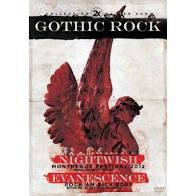 2X GHOTIC ROCK - NIGHTWISH MONTREAUX FESTIVAL 2012 - EVANESCENCE ROCK AM RICK 2009 - DVD NACIONAL  - Billbox Records