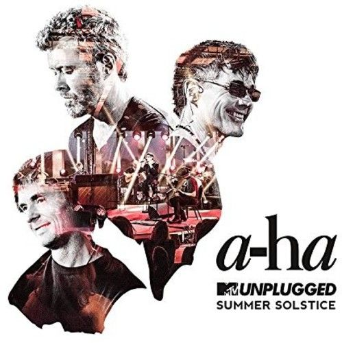 A-HA - Mtv Unplugged: Summer Solstice - Blu Ray Importado - Billbox Records