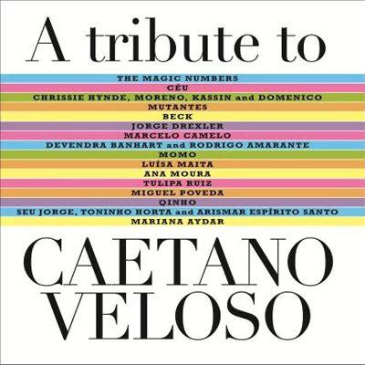 A Tribute To Caetano Veloso - Varios - Cd Nacional  - Billbox Records