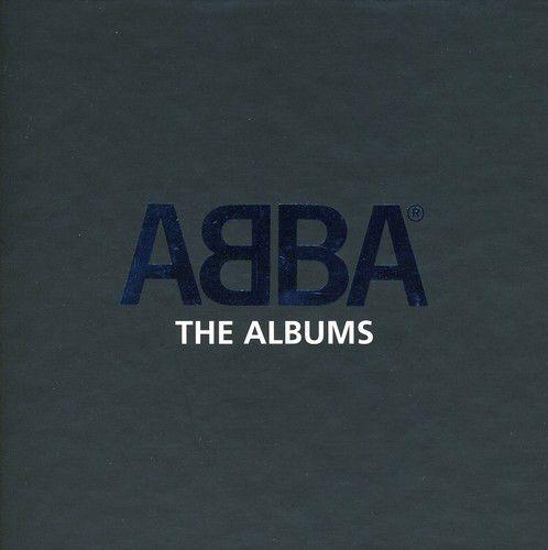 Abba Albums 9 cds Importados  - Billbox Records