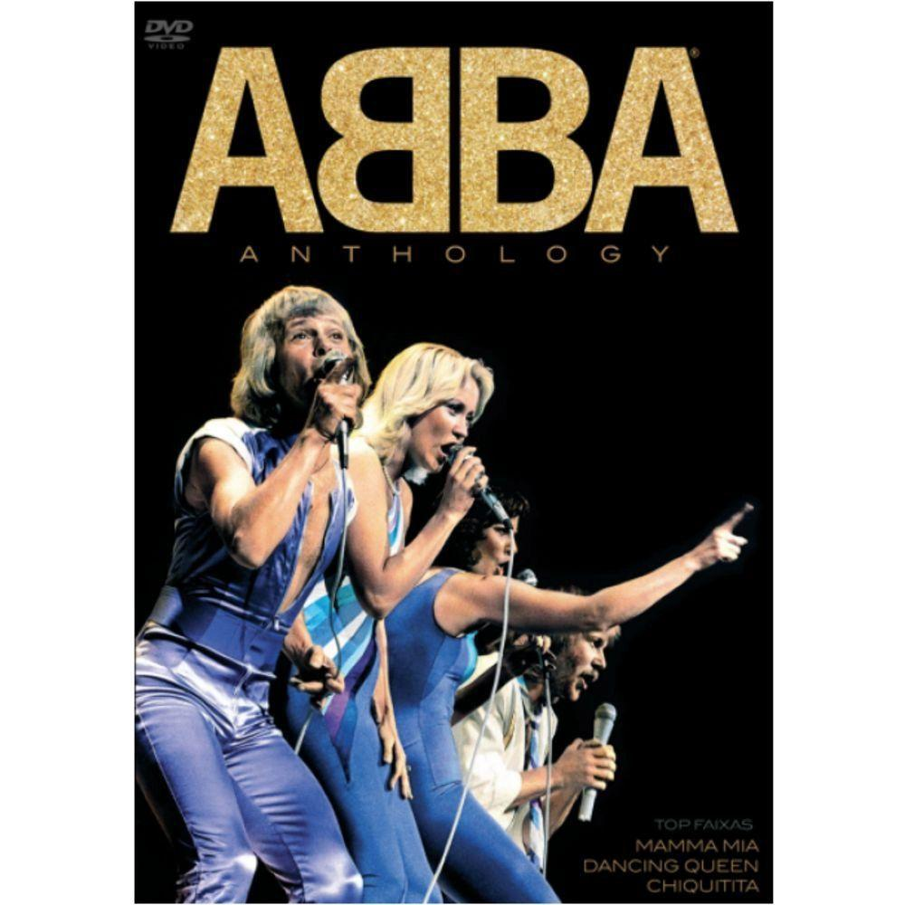 ABBA ANTHOLOGY DVD NACIONAL  - Billbox Records