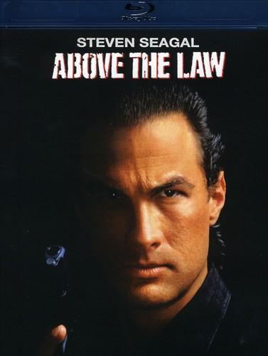 Above the Law - Blu ray Importado  - Billbox Records