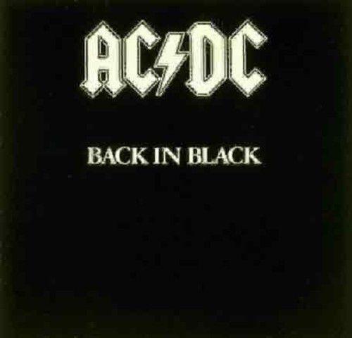 Ac/Dc - Back in Black - Lp Importado  - Billbox Records