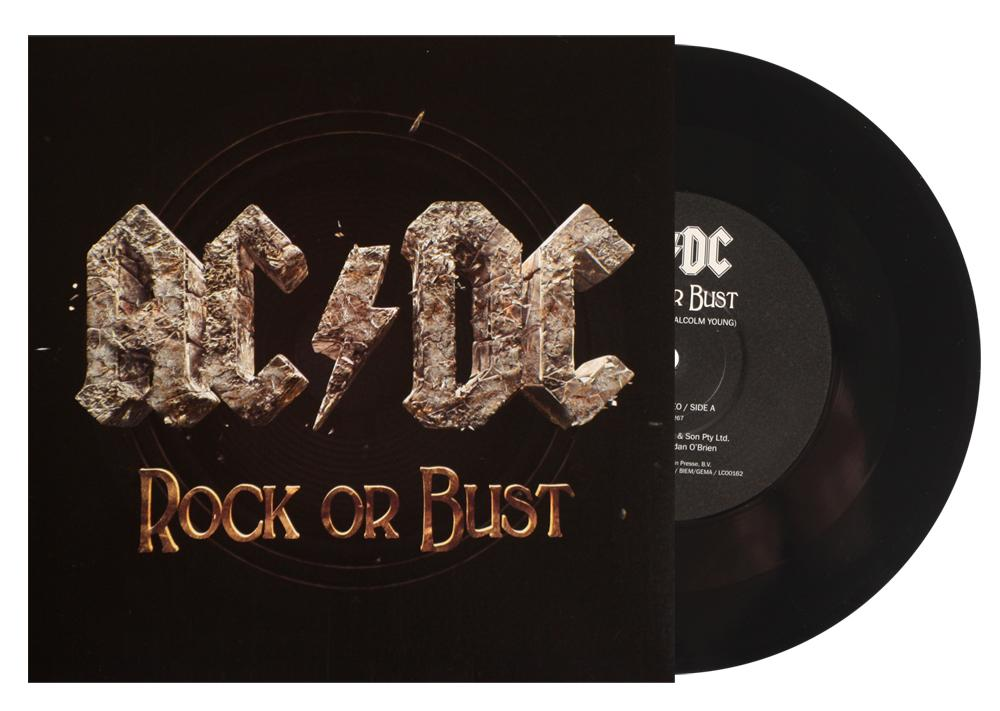 Ac/dc - Rock Or Bust  - Billbox Records