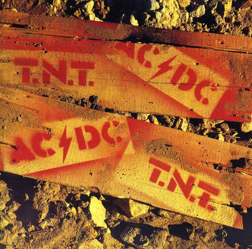 AC/DC - TNT [Import] - CD IMPORTADO  - Billbox Records