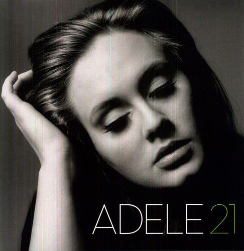 Adele - 21 - Lp Importado  - Billbox Records
