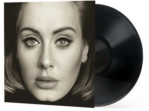 Adele - 25 - Lp Importado  - Billbox Records