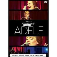ADELE - LIVE FROM THE ARTISTS DEN PRESENTS 2012 - DVD NACIONAL  - Billbox Records