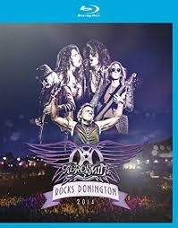 Aerosmith  - Rocks Donington 2014 - Blu Ray  - Billbox Records
