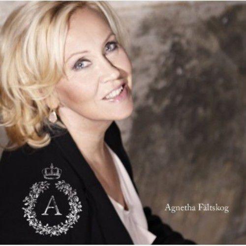 Agnetha Faltskog - A - Cd Importado  - Billbox Records