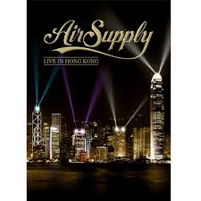 Air Supply - Live In Hong Kong - Dvd Importado  - Billbox Records