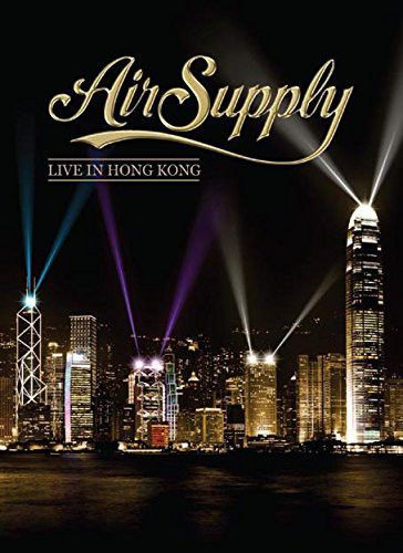 Air Supply - Live In Hong Kong - Dvd Importado  - Billbox Records