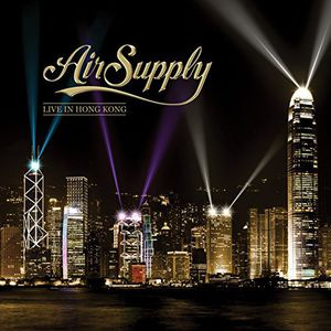 Air Supply - Live In Hong Kong - Lp Duplo Edl - Billbox Records