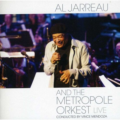 Al Jarreau and The Metropole Orkest: Live - Cd Importado  - Billbox Records