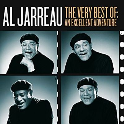 Al Jarreau - Very Best Of An Excellent Adventure - Cd Importado  - Billbox Records