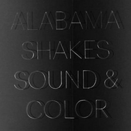 Alabama Shakes Sound & Color Lp  - Billbox Records