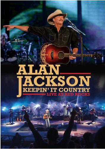Alan Jackson:  Keepin