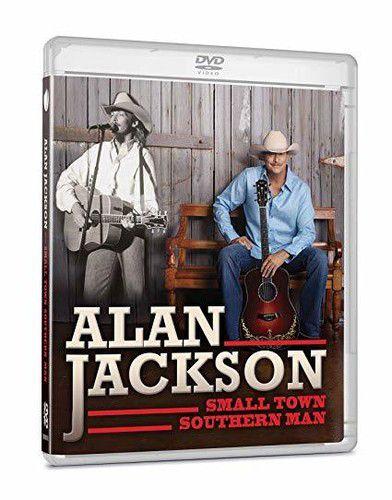 Alan Jackson Small Town Southern Man - Dvd Importado  - Billbox Records