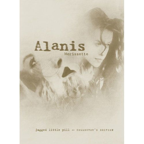 Alanis Morissette - Jagged Little Pill Collectors Edition - Box Importado - Billbox Records