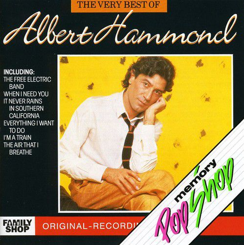 Albert Hammond - Very Best - Cd Importado  - Billbox Records