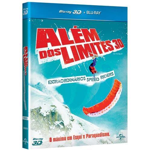 Alem Dos Limites 3D - Blu Ray Nacional  - Billbox Records