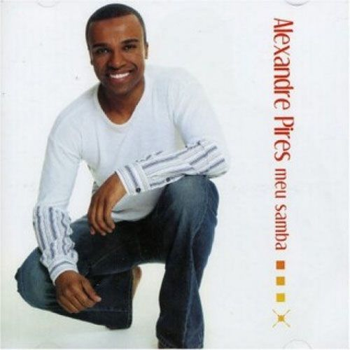 Alexandre Pires - Meu Samba - Cd Nacional  - Billbox Records