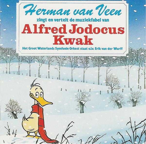 Alfred Jodocus Kwak Herman Van Veen - Cd Importado  - Billbox Records