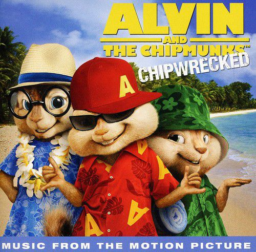 Alvin E Os Esquilos 3 - Tso - Cd Nacional  - Billbox Records